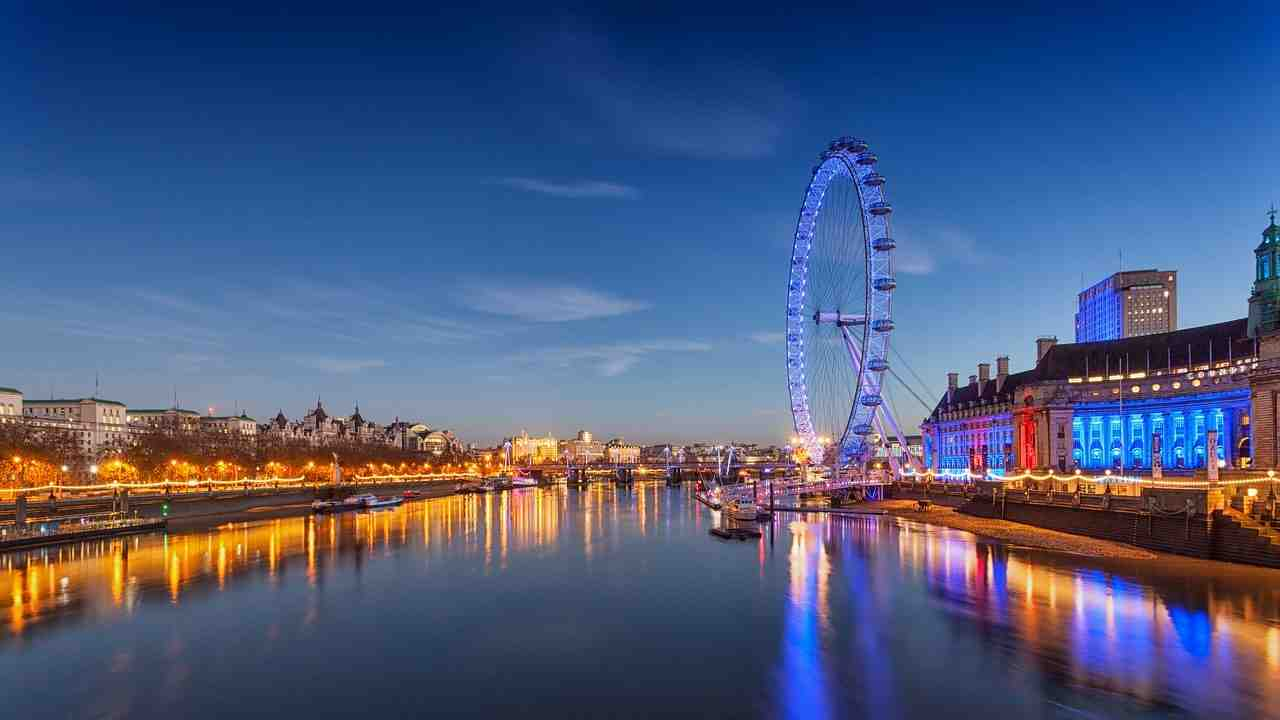 london eye, grande roue, londres